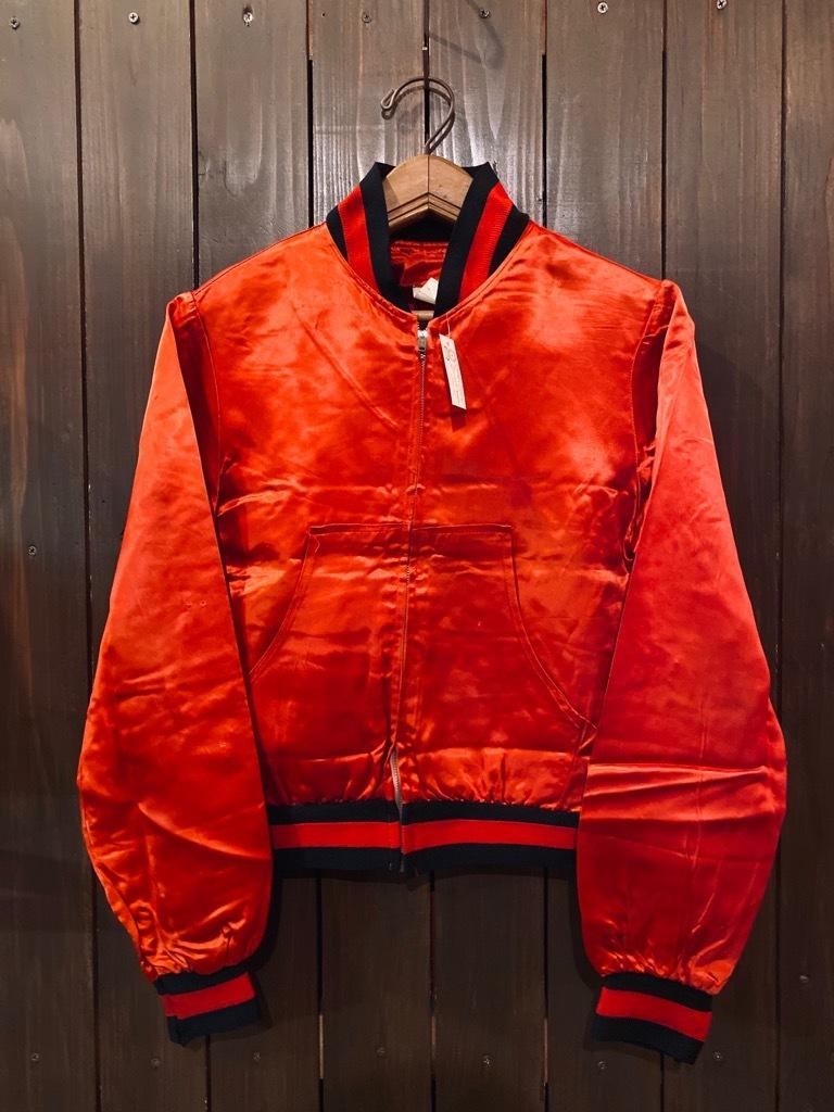 マグネッツ神戸店 8/8(土)Made in U.S.A. Nylon/Satin Varsity Jacket入荷! #1 Satin Varsity JKT!!!_c0078587_14541315.jpg