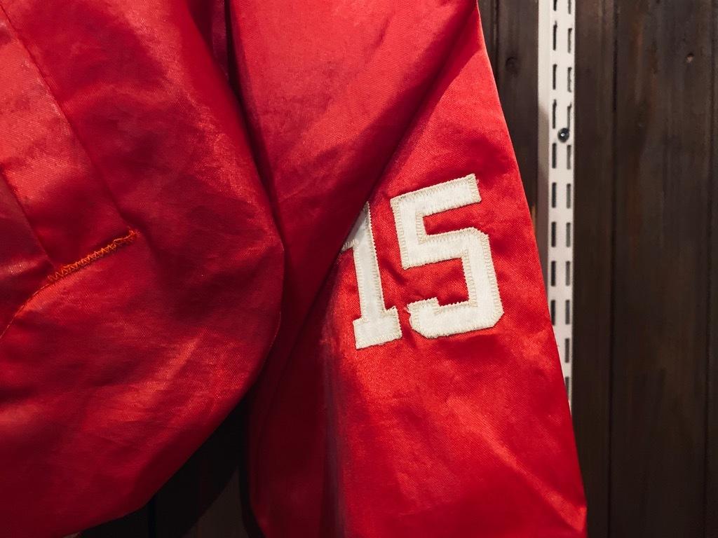 マグネッツ神戸店 8/8(土)Made in U.S.A. Nylon/Satin Varsity Jacket入荷! #1 Satin Varsity JKT!!!_c0078587_14545905.jpg