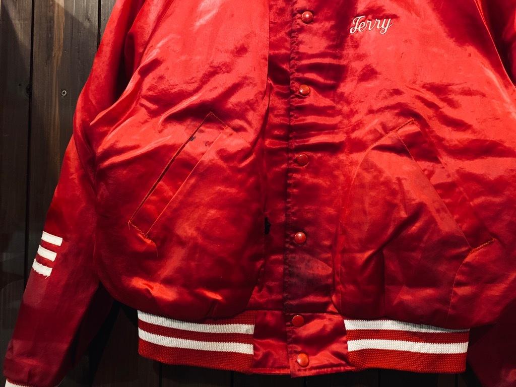 マグネッツ神戸店 8/8(土)Made in U.S.A. Nylon/Satin Varsity Jacket入荷! #1 Satin Varsity JKT!!!_c0078587_14545969.jpg