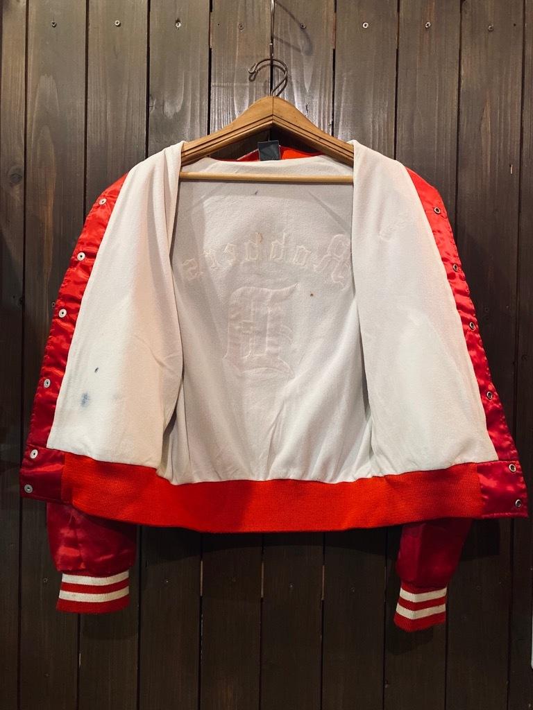 マグネッツ神戸店 8/8(土)Made in U.S.A. Nylon/Satin Varsity Jacket入荷! #1 Satin Varsity JKT!!!_c0078587_14552273.jpg