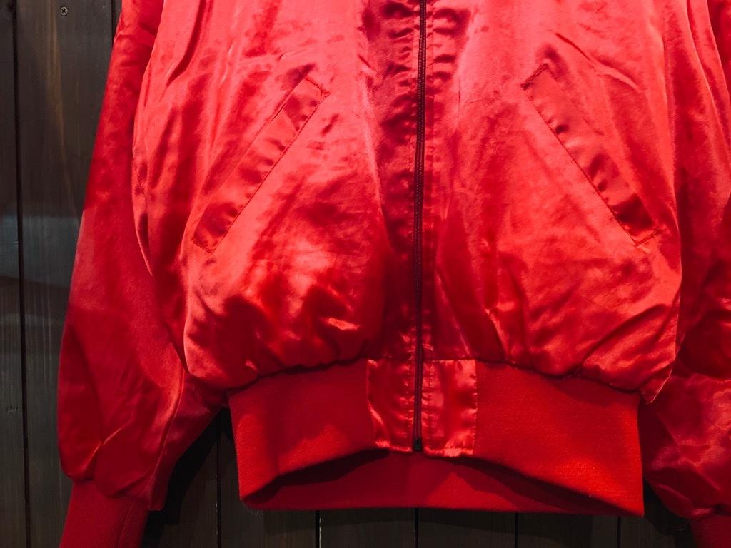マグネッツ神戸店 8/8(土)Made in U.S.A. Nylon/Satin Varsity Jacket入荷! #1 Satin Varsity JKT!!!_c0078587_14562169.jpg
