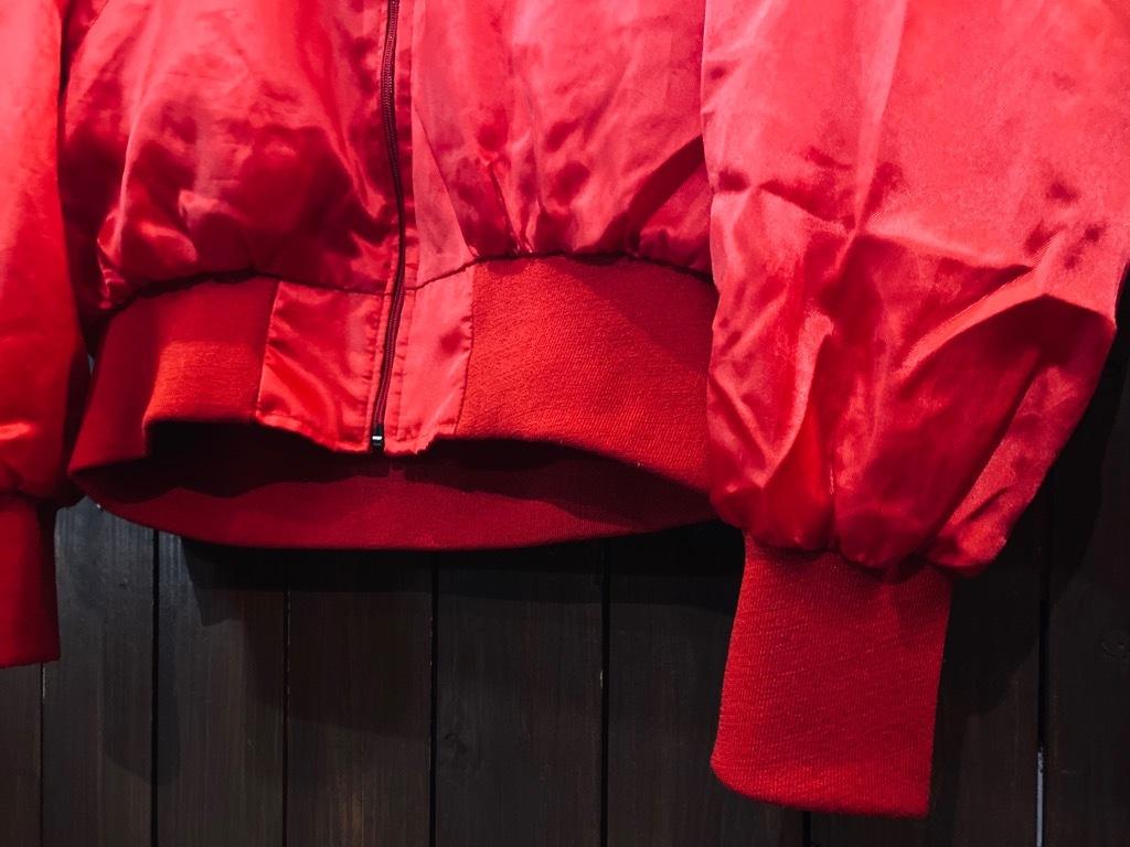 マグネッツ神戸店 8/8(土)Made in U.S.A. Nylon/Satin Varsity Jacket入荷! #1 Satin Varsity JKT!!!_c0078587_14562173.jpg