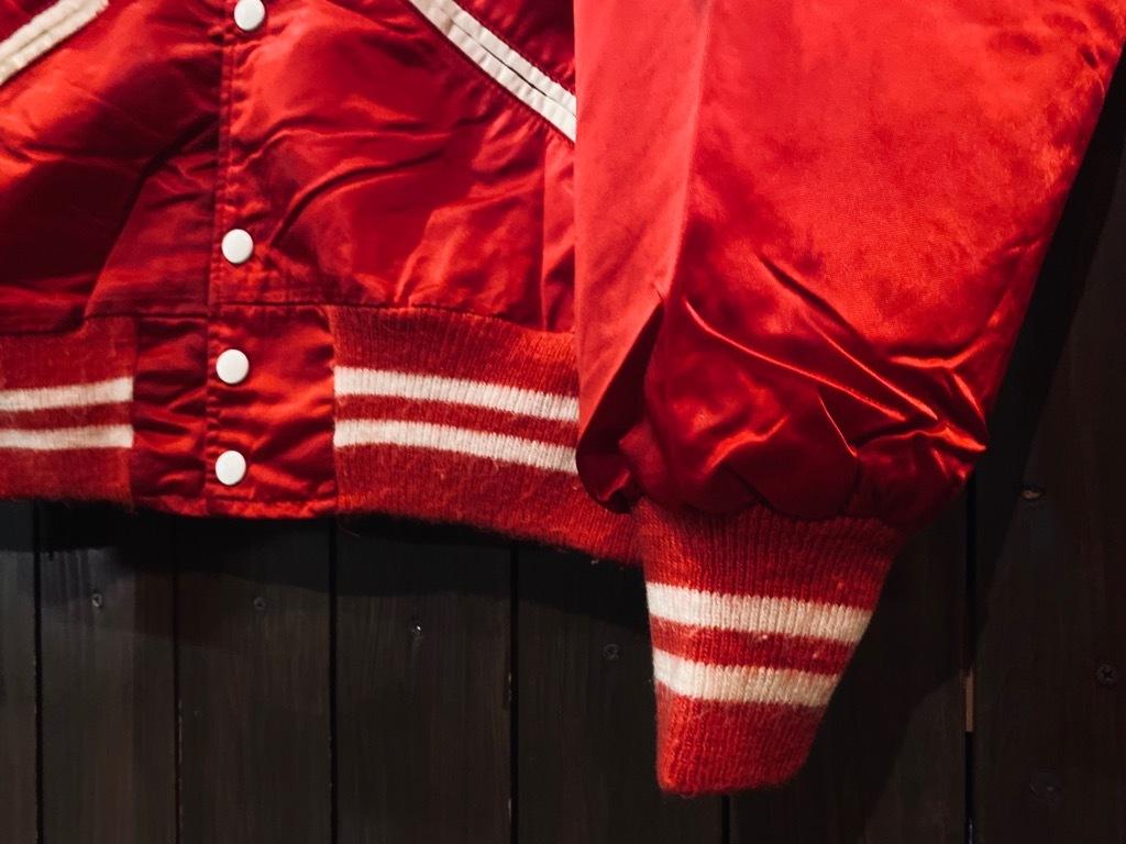 マグネッツ神戸店 8/8(土)Made in U.S.A. Nylon/Satin Varsity Jacket入荷! #1 Satin Varsity JKT!!!_c0078587_14572811.jpg