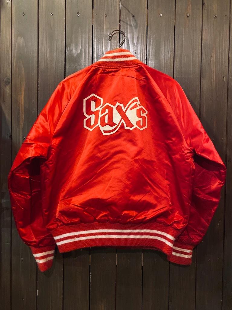 マグネッツ神戸店 8/8(土)Made in U.S.A. Nylon/Satin Varsity Jacket入荷! #1 Satin Varsity JKT!!!_c0078587_14572852.jpg