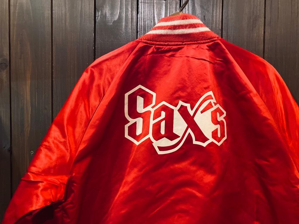 マグネッツ神戸店 8/8(土)Made in U.S.A. Nylon/Satin Varsity Jacket入荷! #1 Satin Varsity JKT!!!_c0078587_14572853.jpg