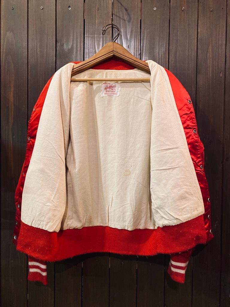 マグネッツ神戸店 8/8(土)Made in U.S.A. Nylon/Satin Varsity Jacket入荷! #1 Satin Varsity JKT!!!_c0078587_14572915.jpg