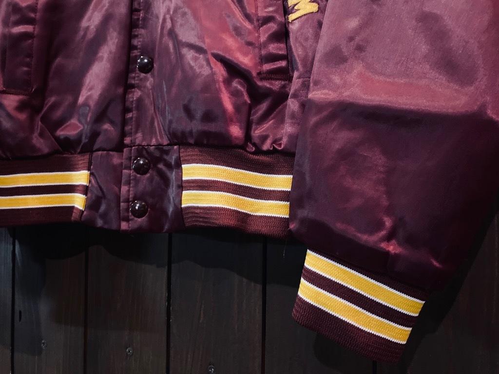 マグネッツ神戸店 8/8(土)Made in U.S.A. Nylon/Satin Varsity Jacket入荷! #1 Satin Varsity JKT!!!_c0078587_14580688.jpg