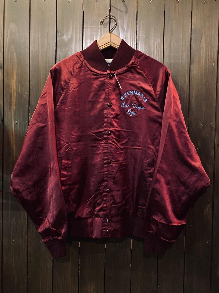 マグネッツ神戸店 8/8(土)Made in U.S.A. Nylon/Satin Varsity Jacket入荷! #1 Satin Varsity JKT!!!_c0078587_14584401.jpg
