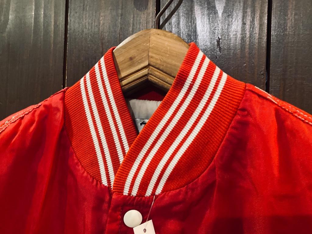 マグネッツ神戸店 8/8(土)Made in U.S.A. Nylon/Satin Varsity Jacket入荷! #2 Mat Body!!!_c0078587_14595682.jpg