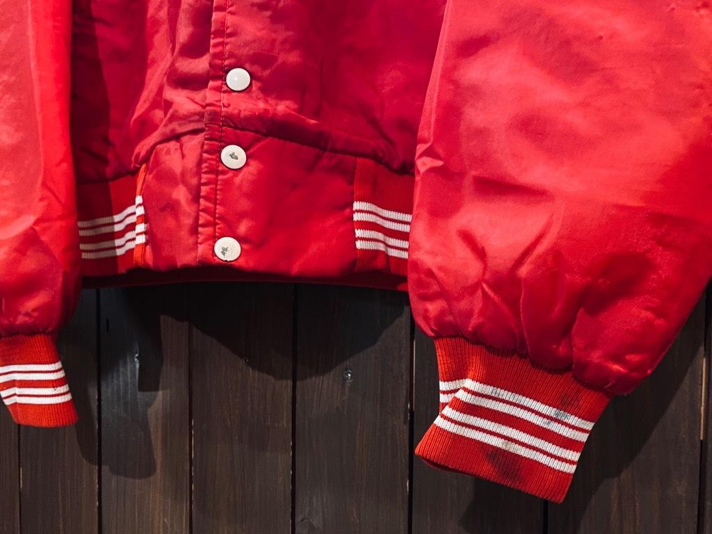 マグネッツ神戸店 8/8(土)Made in U.S.A. Nylon/Satin Varsity Jacket入荷! #2 Mat Body!!!_c0078587_14595715.jpg
