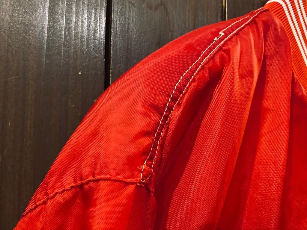 マグネッツ神戸店 8/8(土)Made in U.S.A. Nylon/Satin Varsity Jacket入荷! #2 Mat Body!!!_c0078587_14595764.jpg
