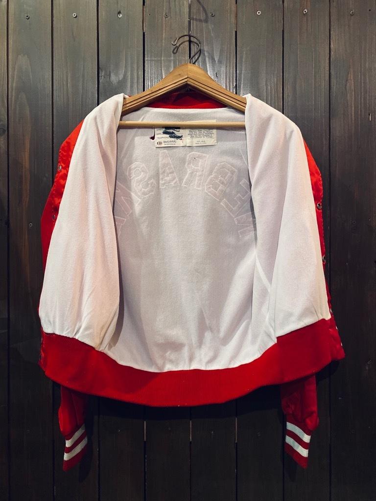 マグネッツ神戸店 8/8(土)Made in U.S.A. Nylon/Satin Varsity Jacket入荷! #2 Mat Body!!!_c0078587_15003025.jpg