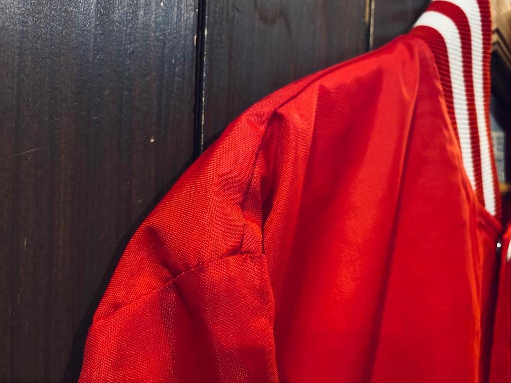 マグネッツ神戸店 8/8(土)Made in U.S.A. Nylon/Satin Varsity Jacket入荷! #2 Mat Body!!!_c0078587_15003035.jpg