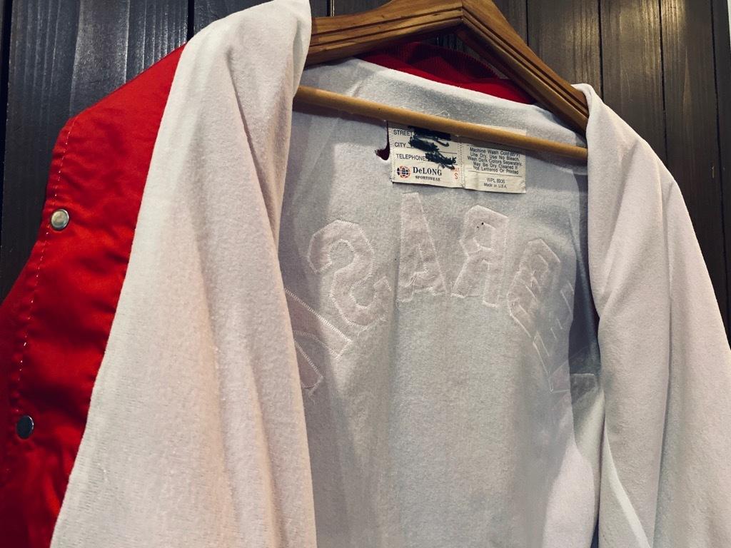 マグネッツ神戸店 8/8(土)Made in U.S.A. Nylon/Satin Varsity Jacket入荷! #2 Mat Body!!!_c0078587_15003042.jpg