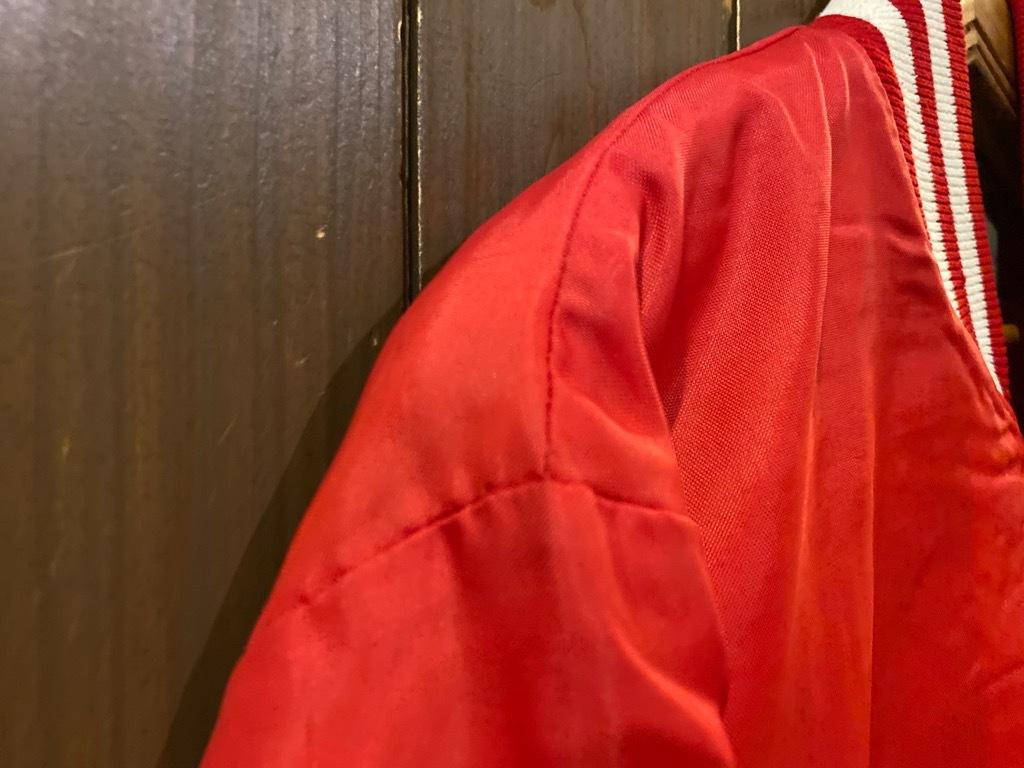 マグネッツ神戸店 8/8(土)Made in U.S.A. Nylon/Satin Varsity Jacket入荷! #2 Mat Body!!!_c0078587_15005029.jpg