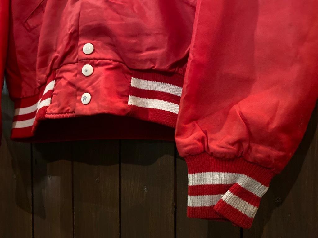 マグネッツ神戸店 8/8(土)Made in U.S.A. Nylon/Satin Varsity Jacket入荷! #2 Mat Body!!!_c0078587_15005046.jpg