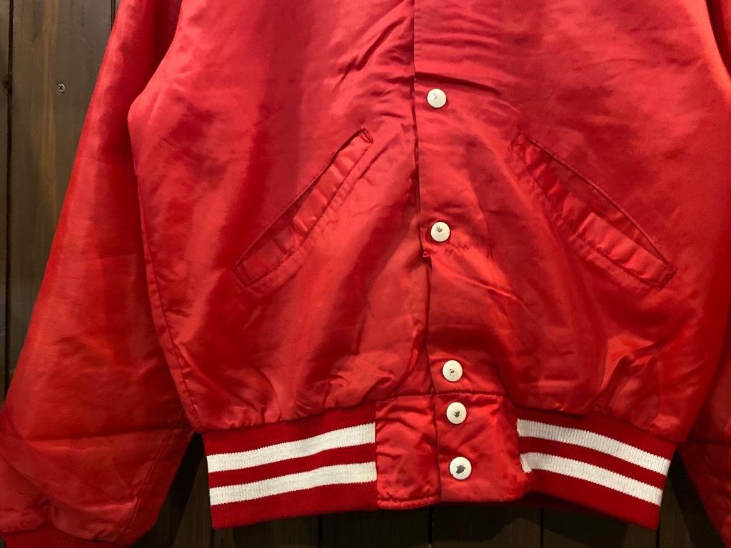 マグネッツ神戸店 8/8(土)Made in U.S.A. Nylon/Satin Varsity Jacket入荷! #2 Mat Body!!!_c0078587_15005169.jpg