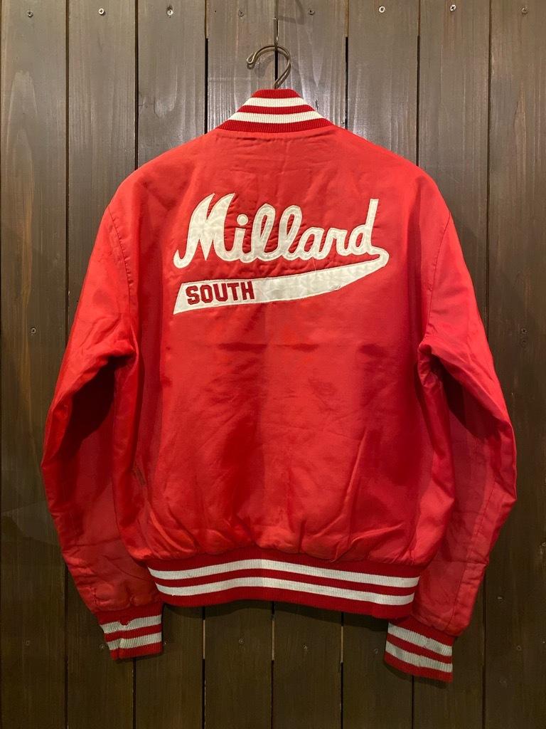 マグネッツ神戸店 8/8(土)Made in U.S.A. Nylon/Satin Varsity Jacket入荷! #2 Mat Body!!!_c0078587_15005188.jpg