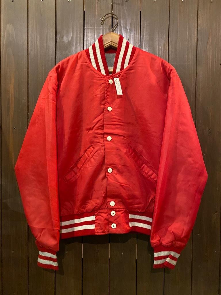 マグネッツ神戸店 8/8(土)Made in U.S.A. Nylon/Satin Varsity Jacket入荷! #2 Mat Body!!!_c0078587_15005196.jpg
