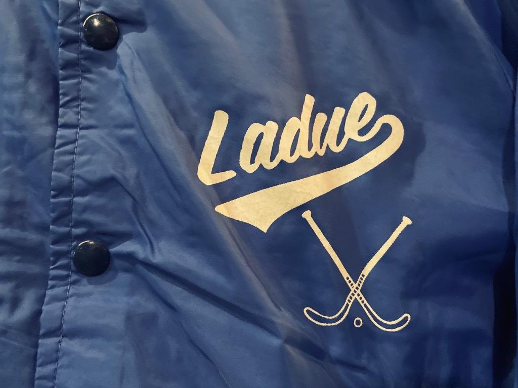 マグネッツ神戸店 8/8(土)Made in U.S.A. Nylon/Satin Varsity Jacket入荷! #2 Mat Body!!!_c0078587_15012017.jpg