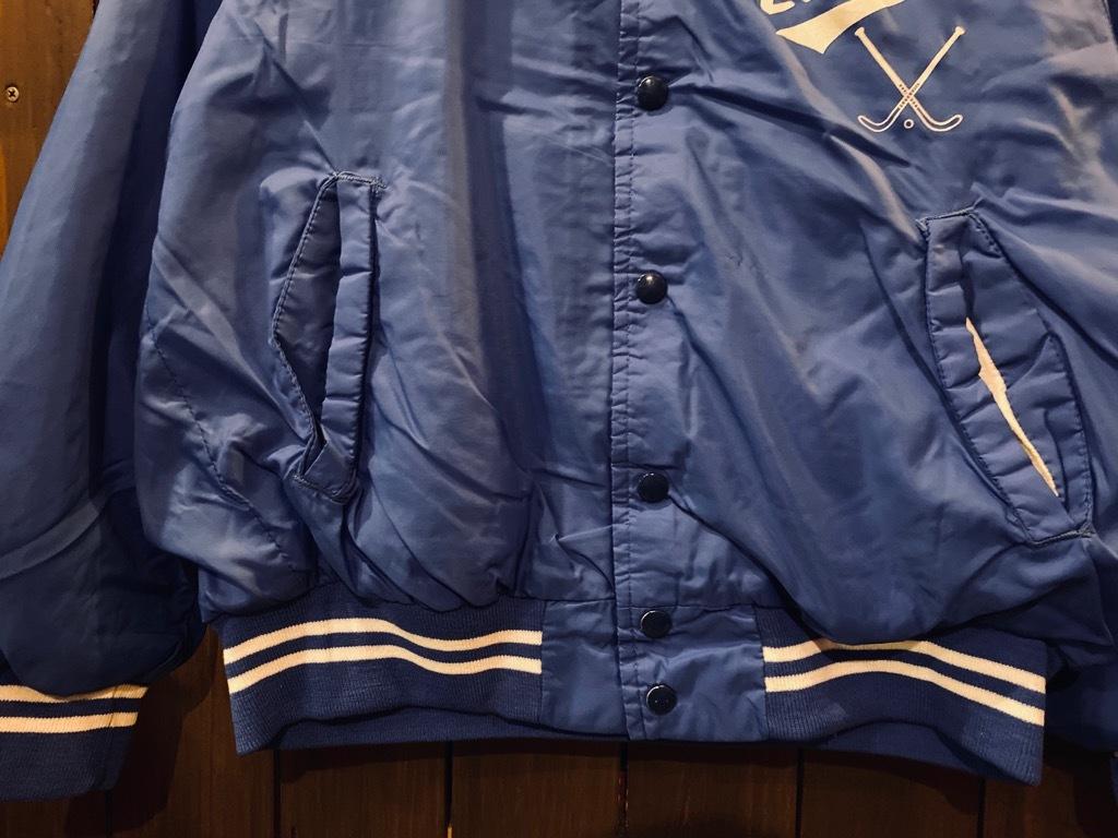 マグネッツ神戸店 8/8(土)Made in U.S.A. Nylon/Satin Varsity Jacket入荷! #2 Mat Body!!!_c0078587_15012125.jpg