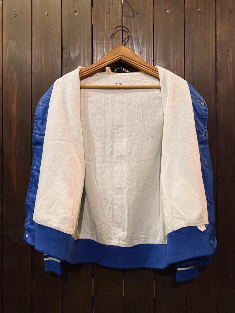 マグネッツ神戸店 8/8(土)Made in U.S.A. Nylon/Satin Varsity Jacket入荷! #2 Mat Body!!!_c0078587_15012128.jpg