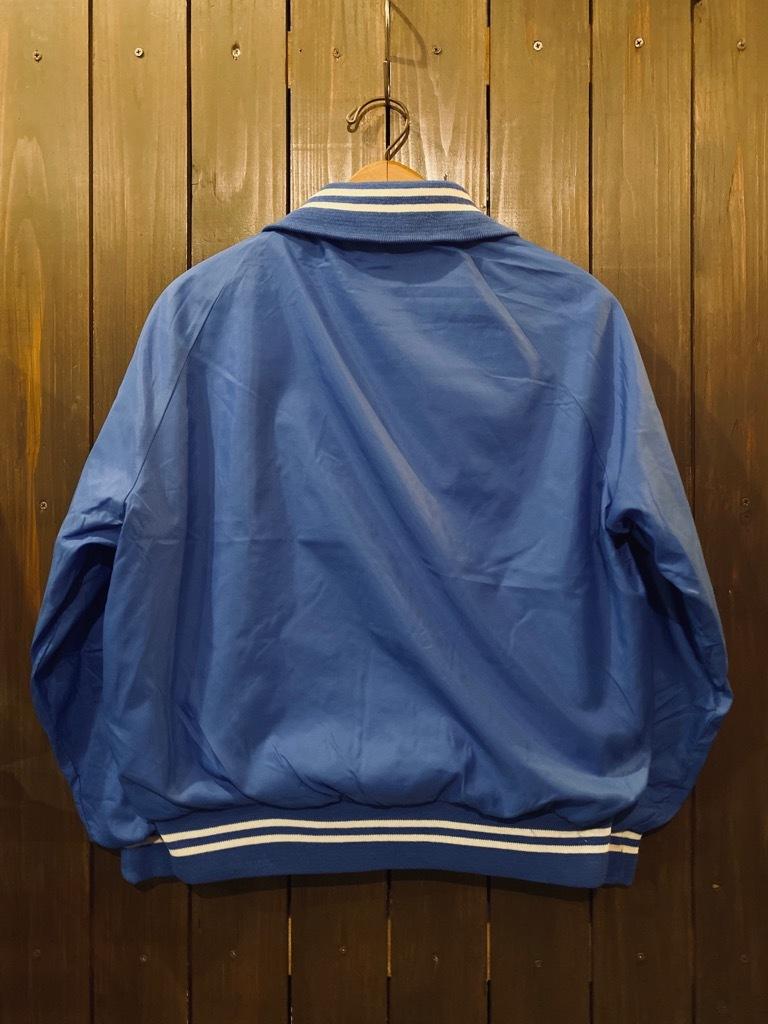 マグネッツ神戸店 8/8(土)Made in U.S.A. Nylon/Satin Varsity Jacket入荷! #2 Mat Body!!!_c0078587_15012136.jpg