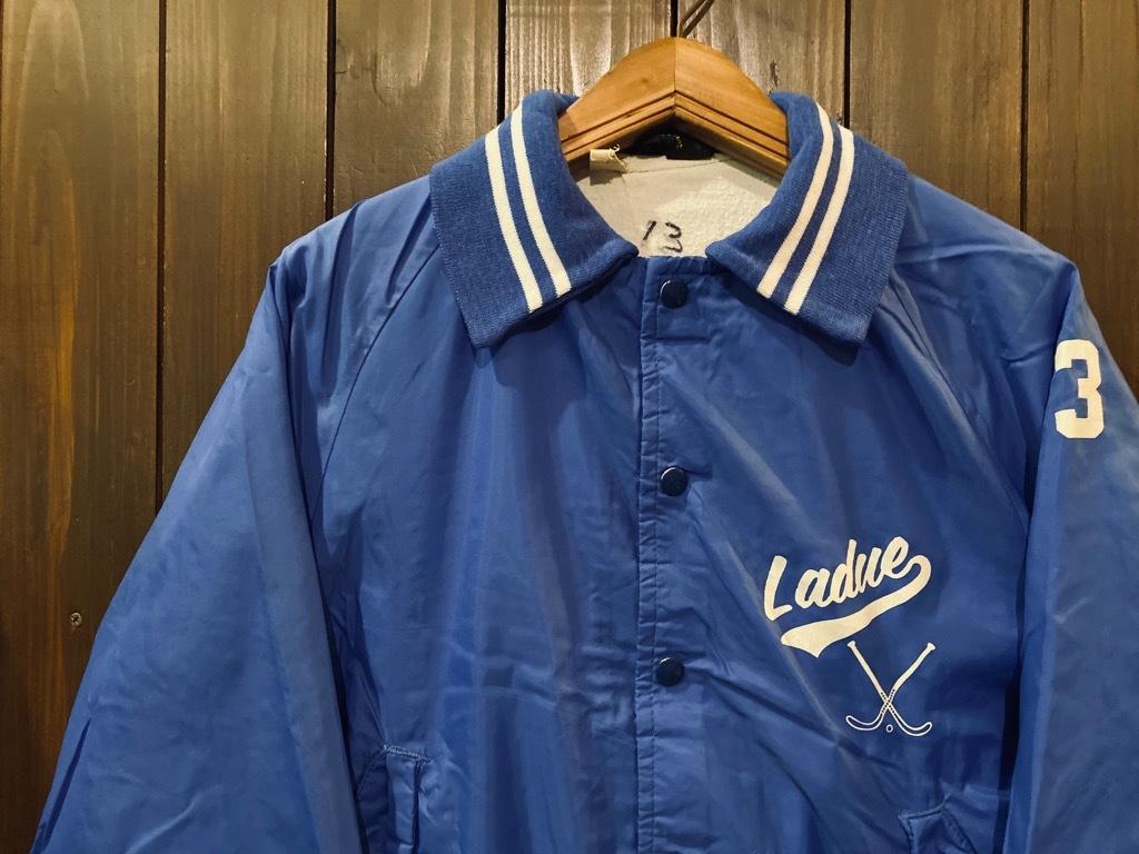 マグネッツ神戸店 8/8(土)Made in U.S.A. Nylon/Satin Varsity Jacket入荷! #2 Mat Body!!!_c0078587_15012227.jpg