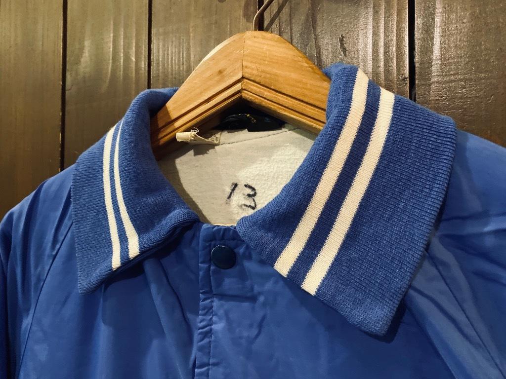 マグネッツ神戸店 8/8(土)Made in U.S.A. Nylon/Satin Varsity Jacket入荷! #2 Mat Body!!!_c0078587_15012287.jpg