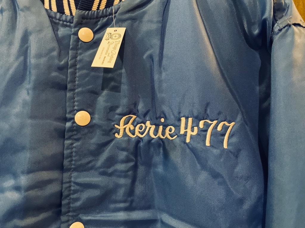 マグネッツ神戸店 8/8(土)Made in U.S.A. Nylon/Satin Varsity Jacket入荷! #2 Mat Body!!!_c0078587_15015539.jpg