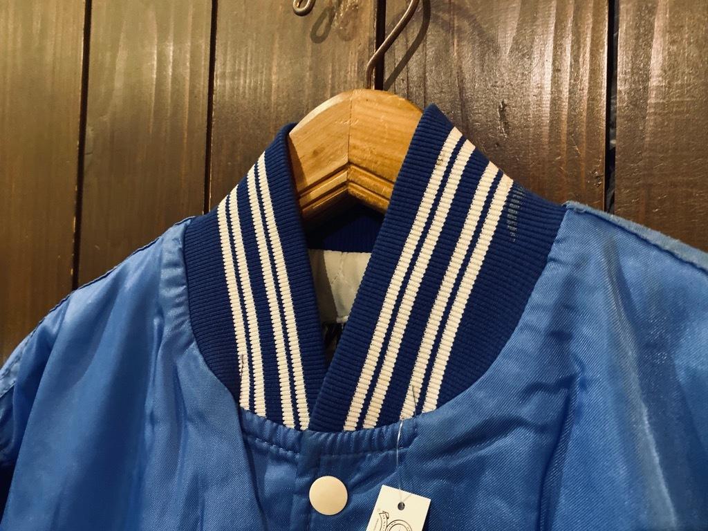 マグネッツ神戸店 8/8(土)Made in U.S.A. Nylon/Satin Varsity Jacket入荷! #2 Mat Body!!!_c0078587_15015573.jpg