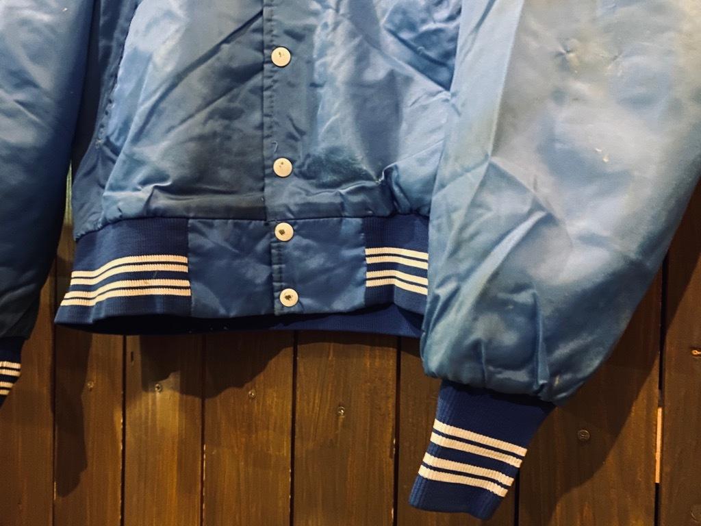 マグネッツ神戸店 8/8(土)Made in U.S.A. Nylon/Satin Varsity Jacket入荷! #2 Mat Body!!!_c0078587_15015682.jpg