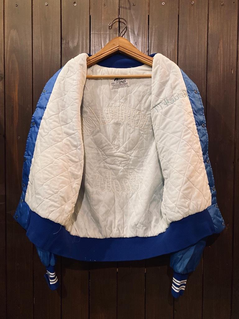 マグネッツ神戸店 8/8(土)Made in U.S.A. Nylon/Satin Varsity Jacket入荷! #2 Mat Body!!!_c0078587_15022915.jpg