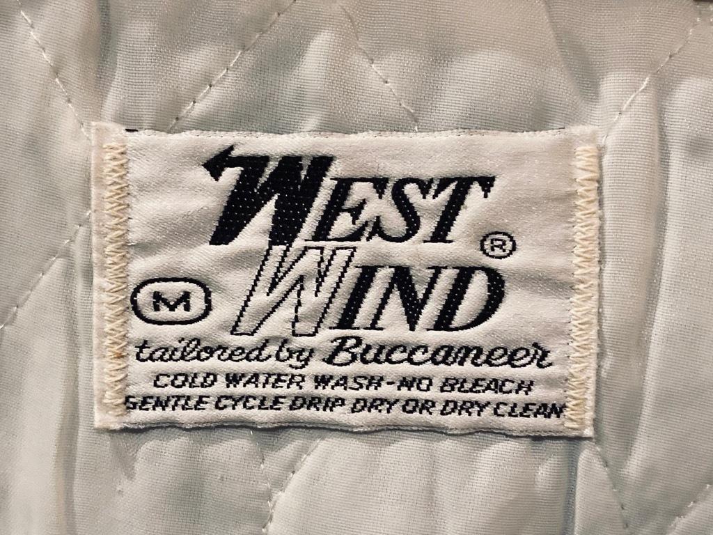 マグネッツ神戸店 8/8(土)Made in U.S.A. Nylon/Satin Varsity Jacket入荷! #2 Mat Body!!!_c0078587_15022986.jpg