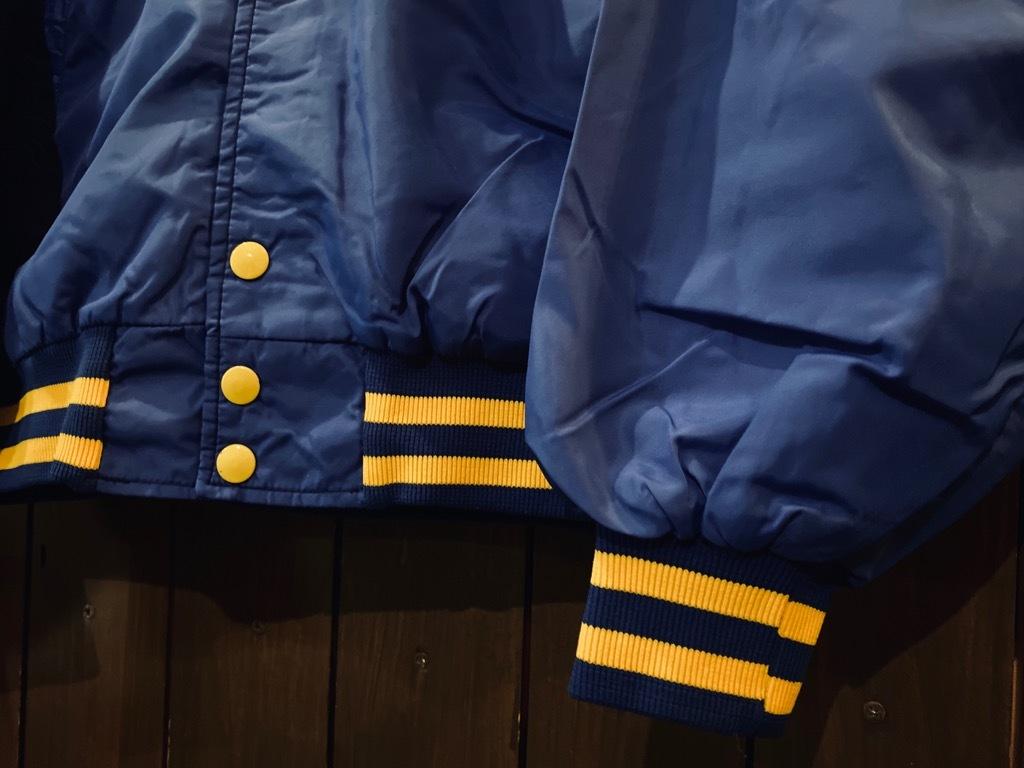 マグネッツ神戸店 8/8(土)Made in U.S.A. Nylon/Satin Varsity Jacket入荷! #2 Mat Body!!!_c0078587_15030245.jpg