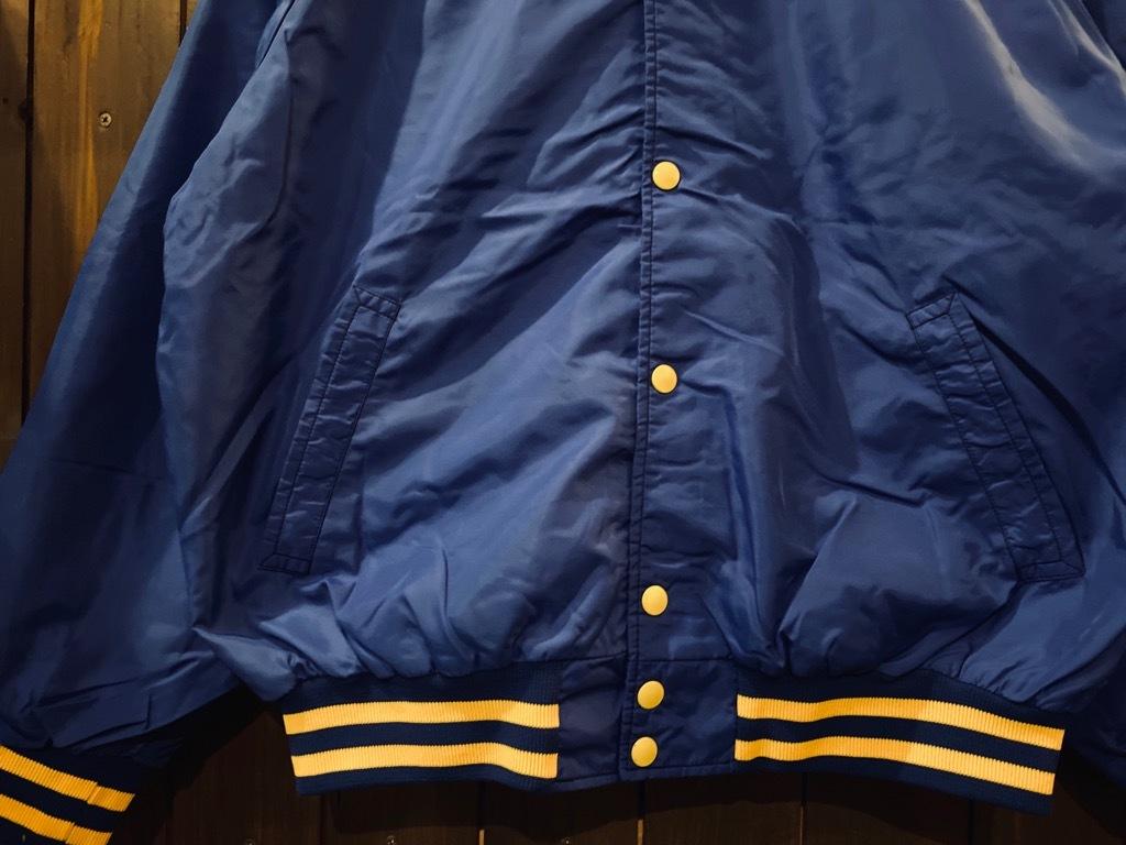 マグネッツ神戸店 8/8(土)Made in U.S.A. Nylon/Satin Varsity Jacket入荷! #2 Mat Body!!!_c0078587_15030286.jpg