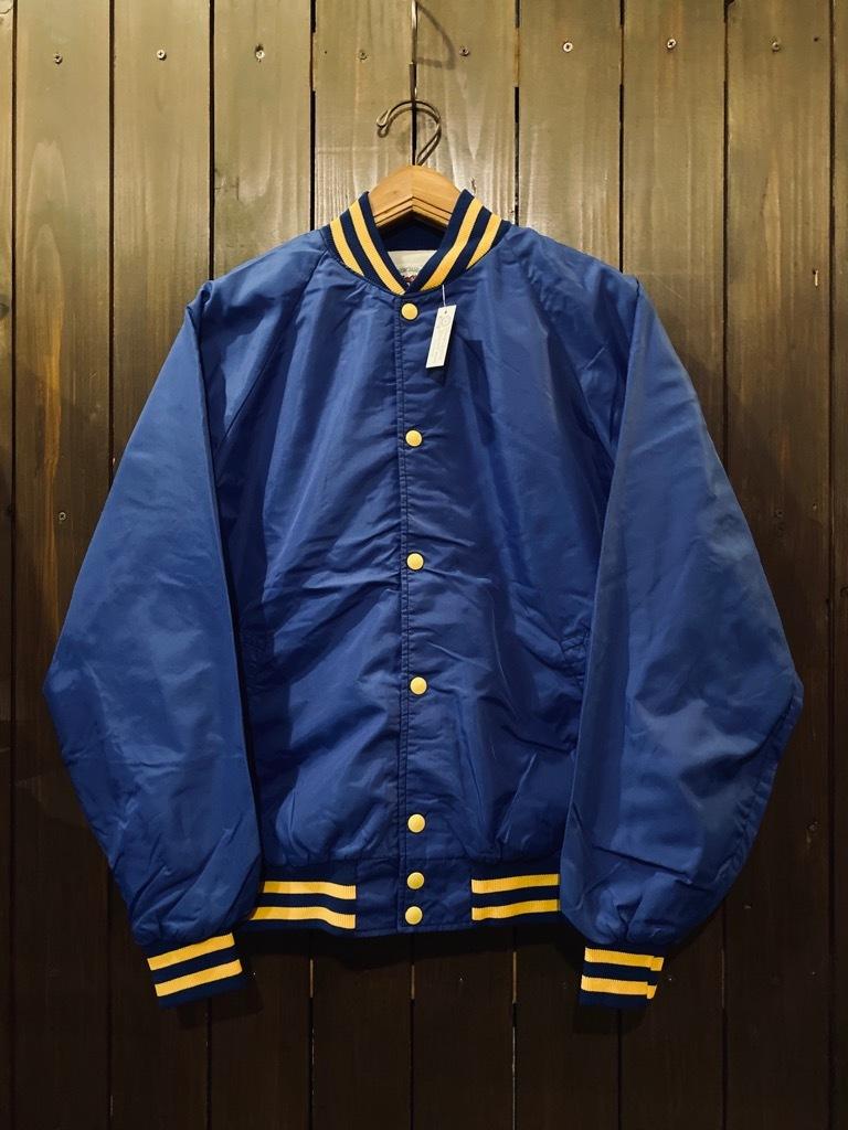 マグネッツ神戸店 8/8(土)Made in U.S.A. Nylon/Satin Varsity Jacket入荷! #2 Mat Body!!!_c0078587_15030334.jpg