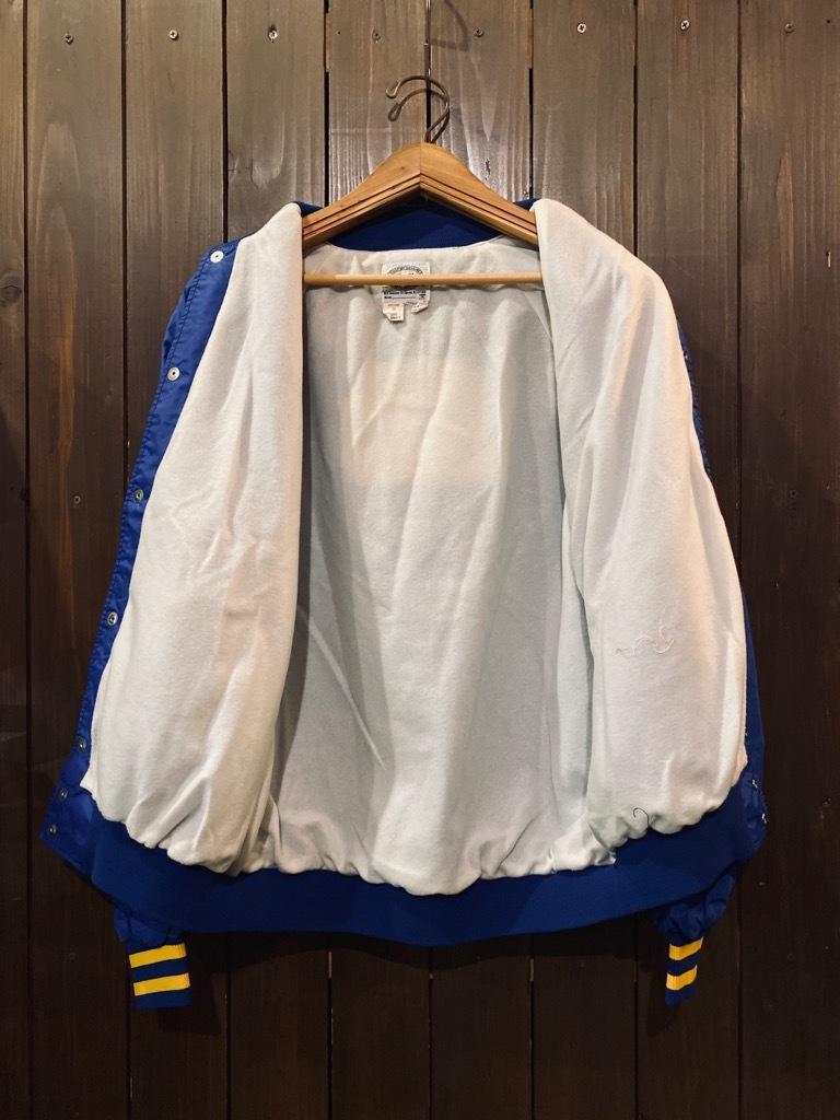 マグネッツ神戸店 8/8(土)Made in U.S.A. Nylon/Satin Varsity Jacket入荷! #2 Mat Body!!!_c0078587_15030364.jpg