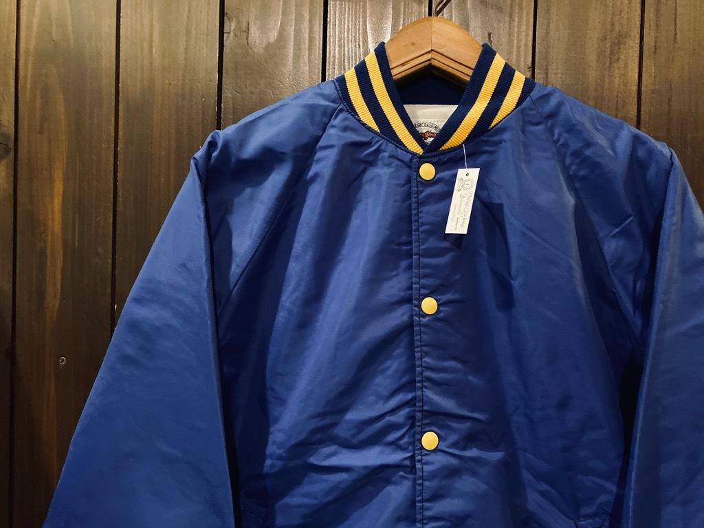 マグネッツ神戸店 8/8(土)Made in U.S.A. Nylon/Satin Varsity Jacket入荷! #2 Mat Body!!!_c0078587_15030381.jpg