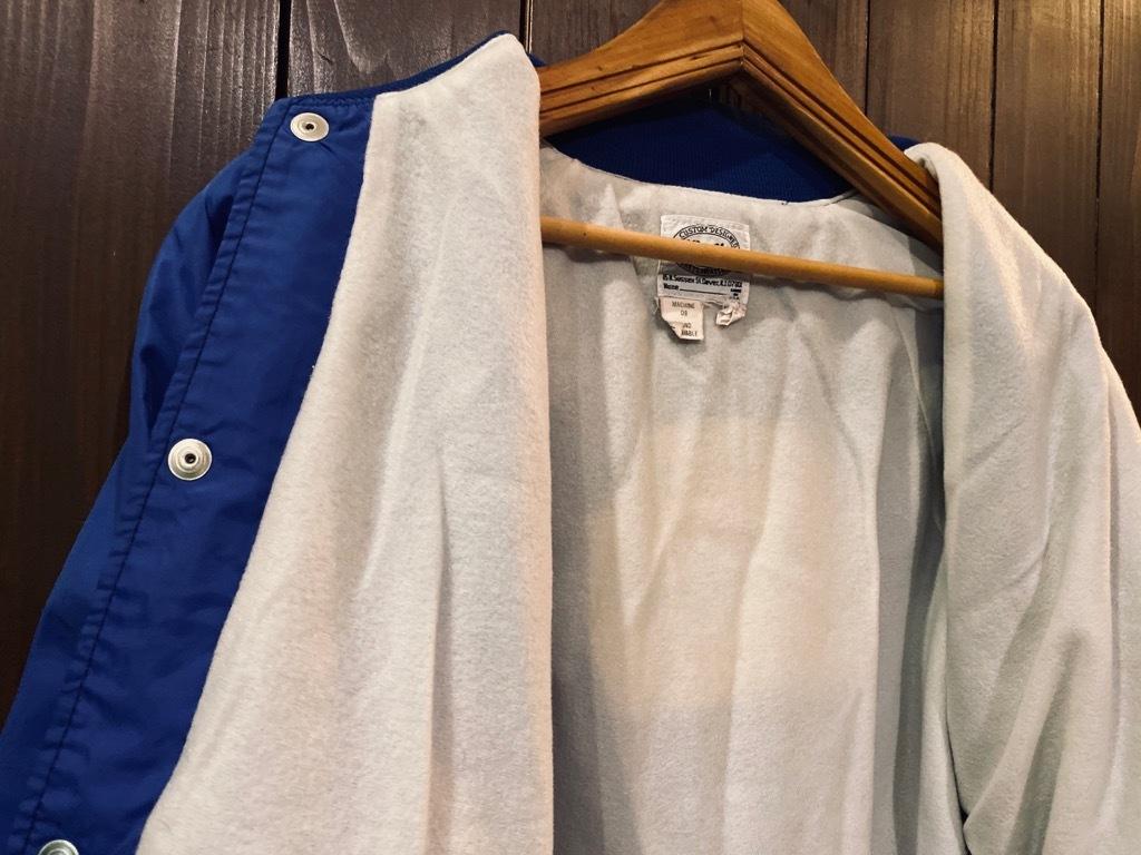 マグネッツ神戸店 8/8(土)Made in U.S.A. Nylon/Satin Varsity Jacket入荷! #2 Mat Body!!!_c0078587_15030399.jpg