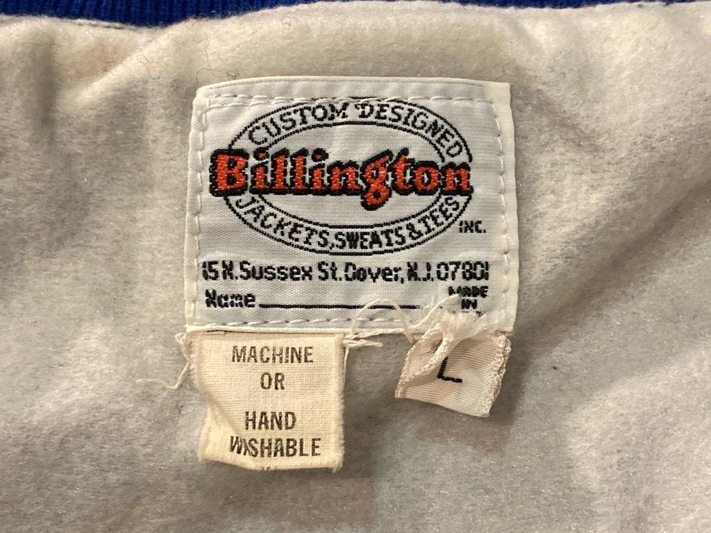 マグネッツ神戸店 8/8(土)Made in U.S.A. Nylon/Satin Varsity Jacket入荷! #2 Mat Body!!!_c0078587_15032261.jpg