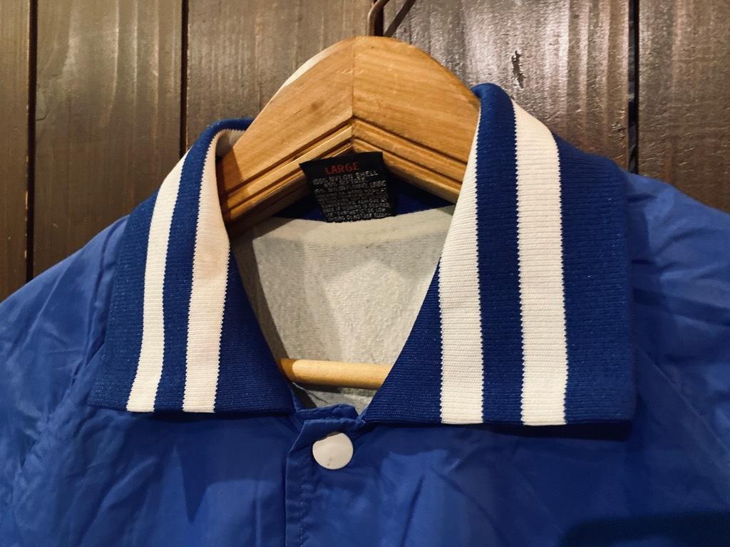 マグネッツ神戸店 8/8(土)Made in U.S.A. Nylon/Satin Varsity Jacket入荷! #2 Mat Body!!!_c0078587_15033926.jpg