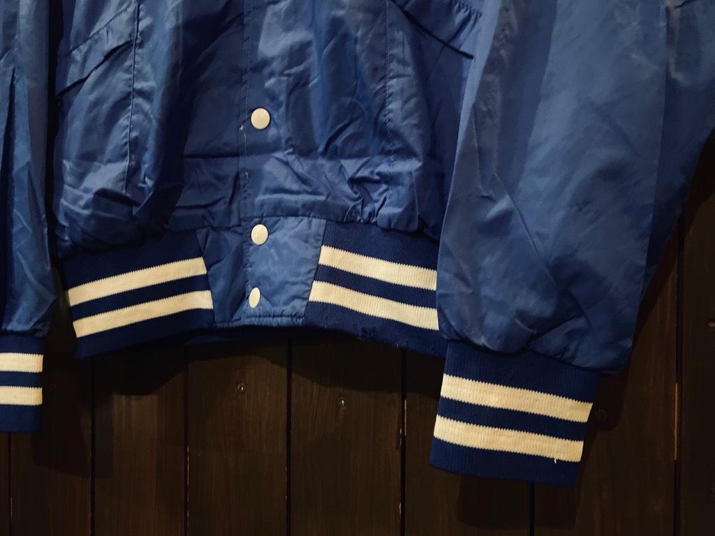 マグネッツ神戸店 8/8(土)Made in U.S.A. Nylon/Satin Varsity Jacket入荷! #2 Mat Body!!!_c0078587_15033937.jpg