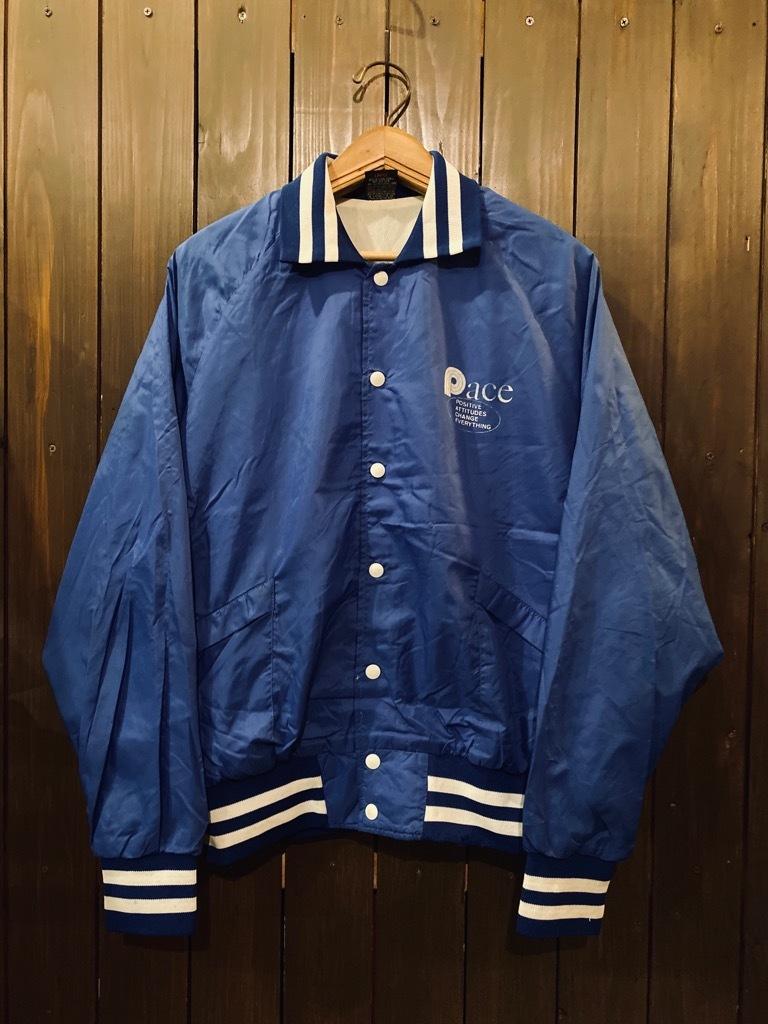 マグネッツ神戸店 8/8(土)Made in U.S.A. Nylon/Satin Varsity Jacket入荷! #2 Mat Body!!!_c0078587_15034019.jpg