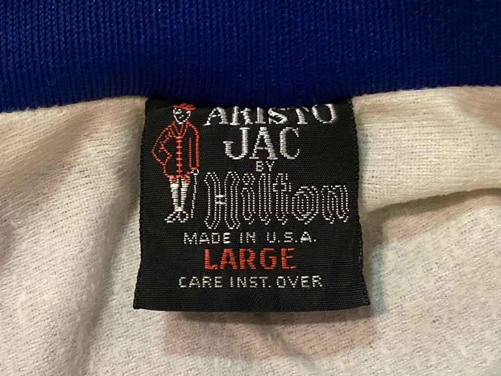 マグネッツ神戸店 8/8(土)Made in U.S.A. Nylon/Satin Varsity Jacket入荷! #2 Mat Body!!!_c0078587_15034057.jpg