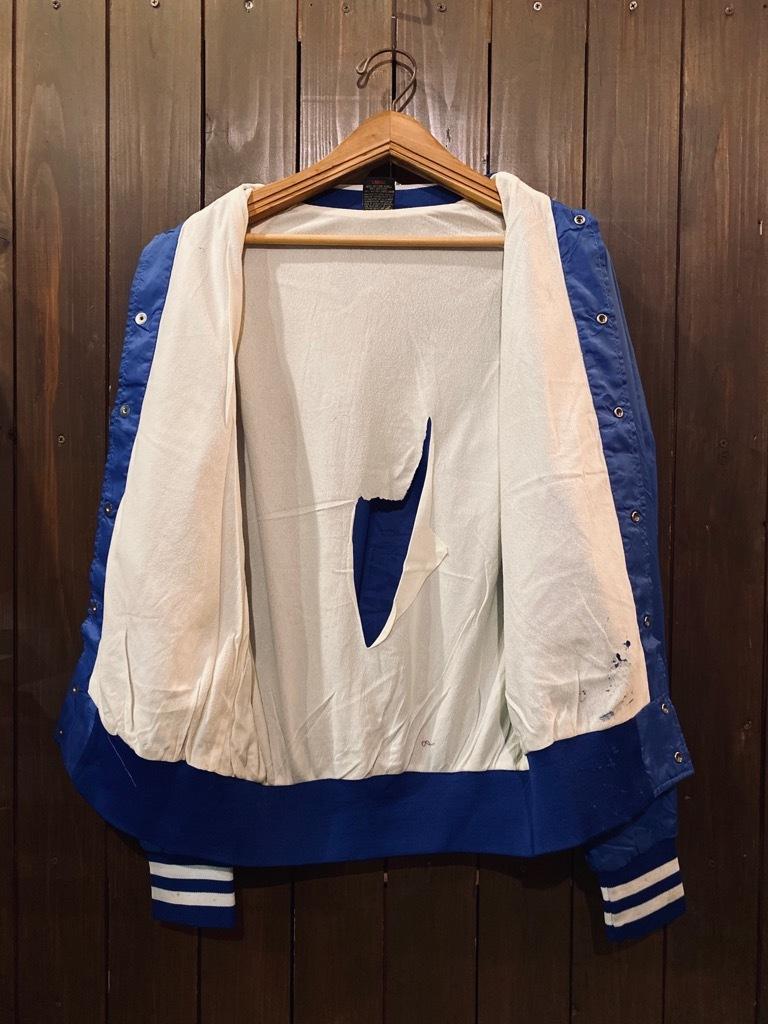 マグネッツ神戸店 8/8(土)Made in U.S.A. Nylon/Satin Varsity Jacket入荷! #2 Mat Body!!!_c0078587_15034093.jpg