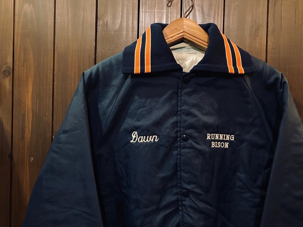 マグネッツ神戸店 8/8(土)Made in U.S.A. Nylon/Satin Varsity Jacket入荷! #2 Mat Body!!!_c0078587_15040112.jpg
