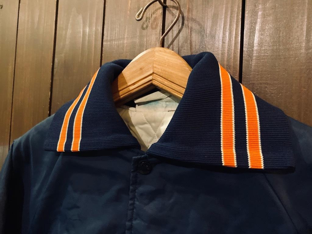 マグネッツ神戸店 8/8(土)Made in U.S.A. Nylon/Satin Varsity Jacket入荷! #2 Mat Body!!!_c0078587_15040156.jpg