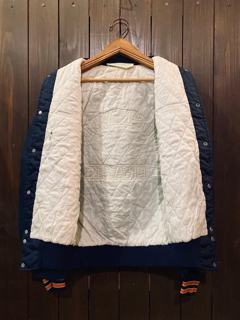 マグネッツ神戸店 8/8(土)Made in U.S.A. Nylon/Satin Varsity Jacket入荷! #2 Mat Body!!!_c0078587_15040212.jpg