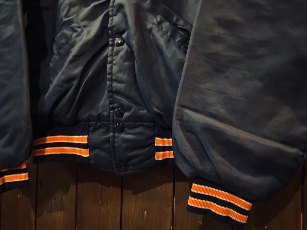 マグネッツ神戸店 8/8(土)Made in U.S.A. Nylon/Satin Varsity Jacket入荷! #2 Mat Body!!!_c0078587_15040261.jpg